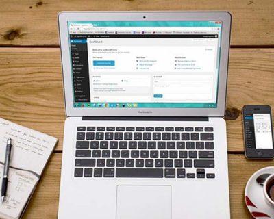 Управување со содржини со WordPress