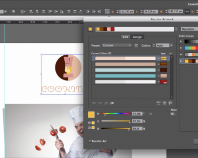 Adobe Illustrator CC за веб дизајн
